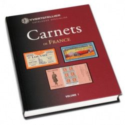 Catalogue encyclopédique de carnets de France volume 1. (1906 à 1926)