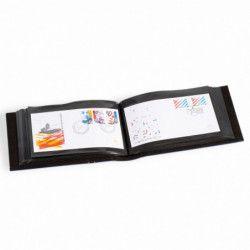 Album pour ranger 100 enveloppes, FDC au format DL.