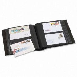 Album pour ranger 200 lettres, FDC au format C6.