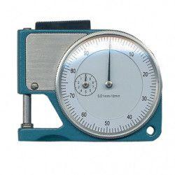 Micromètre de poche Safe pour mesurer l'épaisseur.