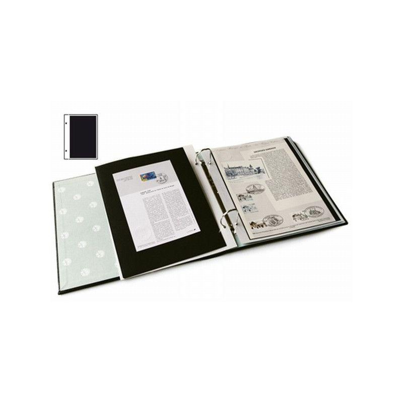 Recharges Futura Yvert à 1 poche pour documents philatéliques. (E1)