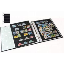 Recharges Futura Yvert à 6 bandes spéciales expositions. (E40)