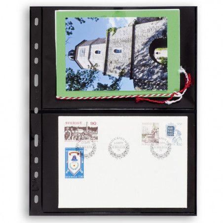 Le Havre timbre N°257 A oblitéré dernier jour de l'exposition sur enveloppe commémoratif.