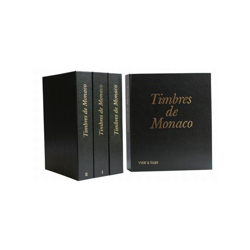 Album à vis Futura MS Monaco Yvert et Tellier.