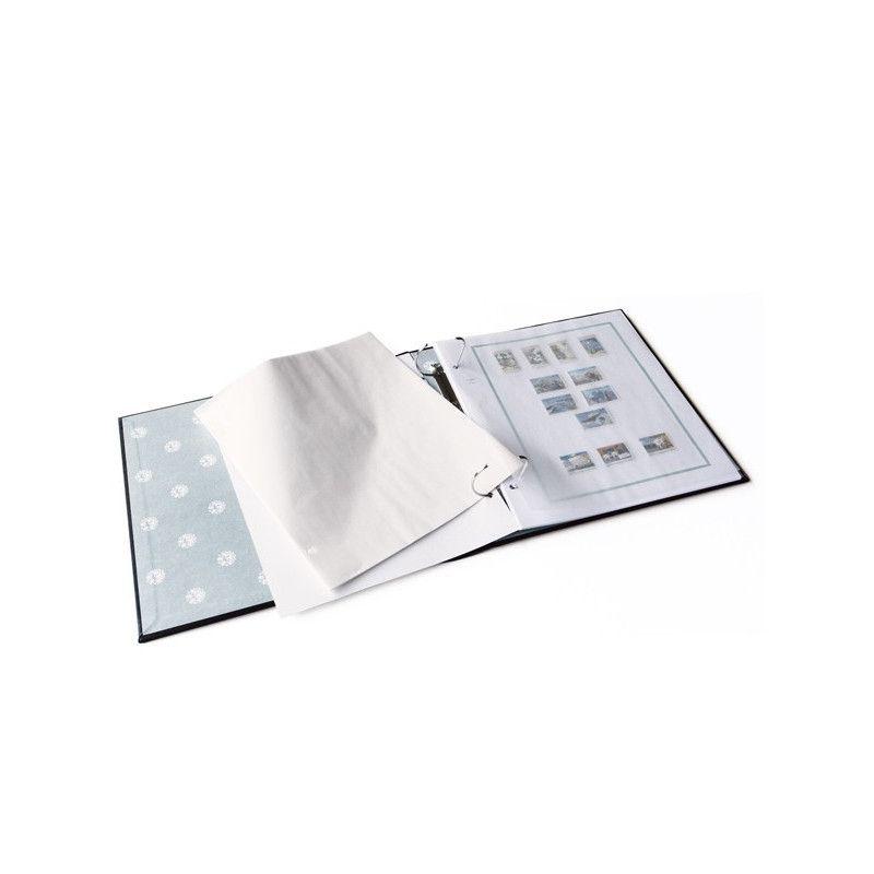 Feuilles de protection cristal pour le système Futura Yvert et Tellier.