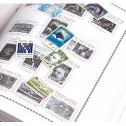 Intérieur FS timbres de France 1849-1969 - Yvert et Tellier.