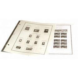 Intérieur FS timbres de France 2004-2007 - Yvert et Tellier.