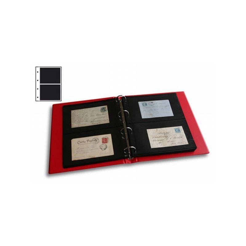 Recharges Initia à 2 poches pour lettres, enveloppes.