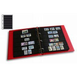 Recharges Initia à 6 bandes pour timbres-poste.