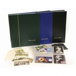 Album garni pour ranger 150...