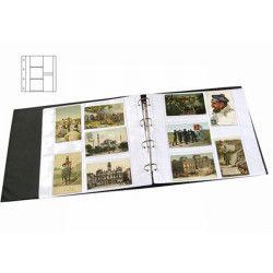 Recharges à 5 cases pour cartes postales anciennes.