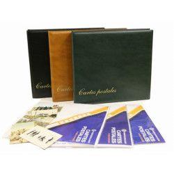Album pour ranger 170 cartes postales anciennes, Yvert et Tellier.