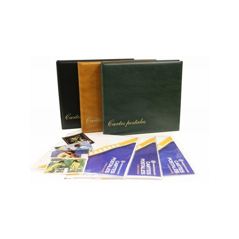 Album pour ranger 170 cartes postales modernes, Yvert et Tellier.