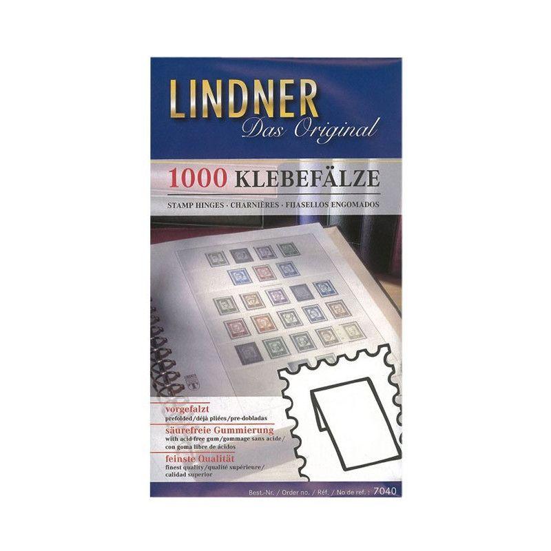 Charnières pour timbres de collection, paquet de 1000.