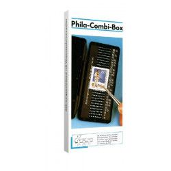Odontomètre Phila-Combi-Box, Lindner.