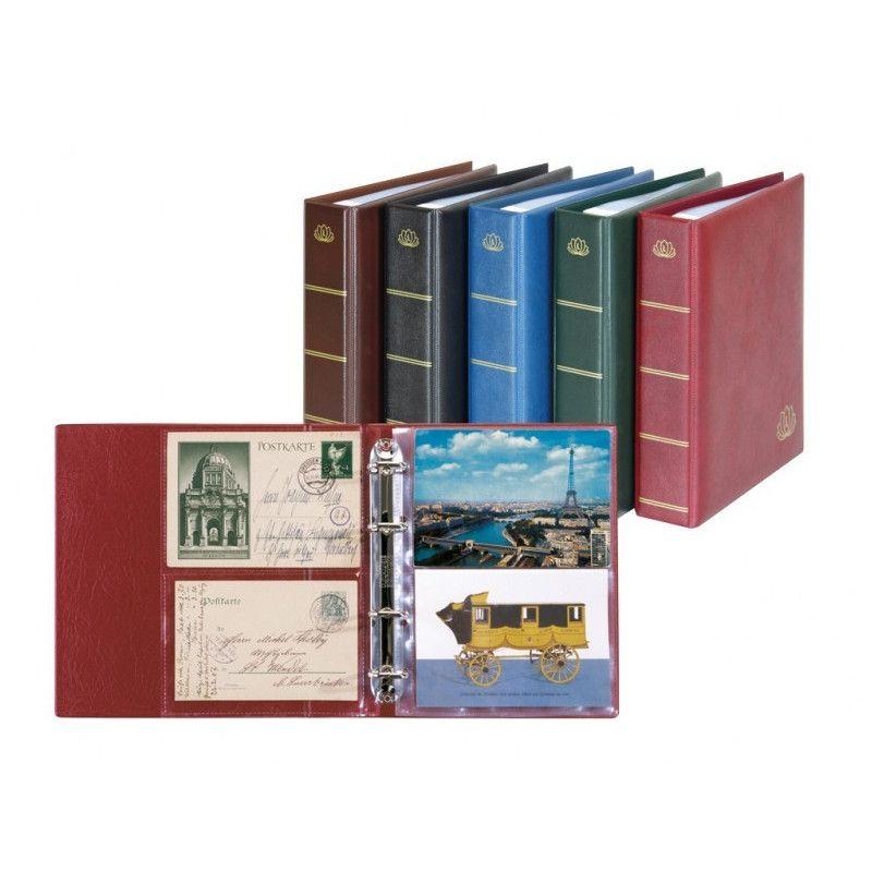 Album Lotus pour cartes postales.