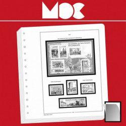 Moclair intérieur Nouvelle Calédonie 1958-1989.