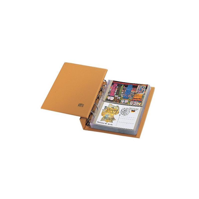 Album Compact Safe pour 80 cartes postales modernes.