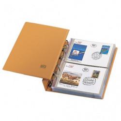 Album Compact Safe pour 80 enveloppes, cartes.