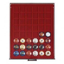 Box fumé pour 48 muselets de champagne collection.