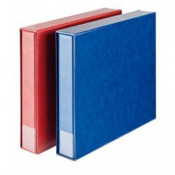 Boitier de protection pour reliure standard XL Lindner cartes postales.