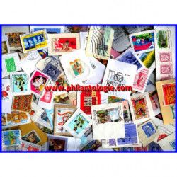 Europe timbres sur...