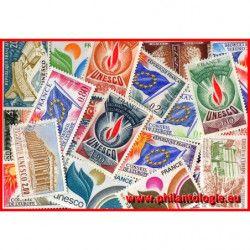 25 timbres de service de...