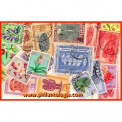 Congo Belge avant 1961 timbres de collection.