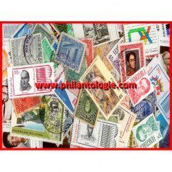 Venezuela timbres de collection tous différents.
