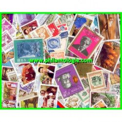 Amérique timbres de...