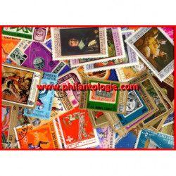 Aden et dépendances timbres de collection.
