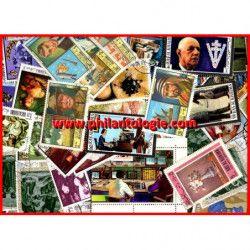 Ras Al Khaïmah timbres de collection tous différents.