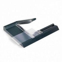 Massicot de précision pour couper bandes, films, photos, papier.