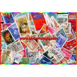 Europa Cept timbres de collection tous différents.