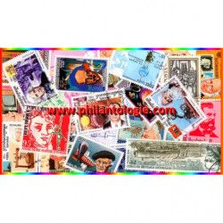 Inventeurs 25 timbres...