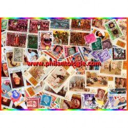 Célébrités timbres...