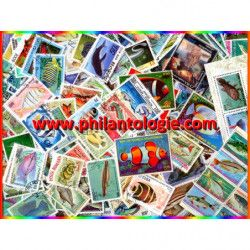 Poissons timbres...