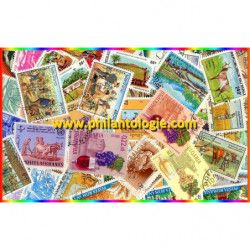 Agriculture 50 timbres...