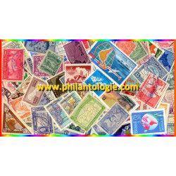 Cartographie timbres...