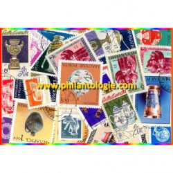 Poteries timbres...