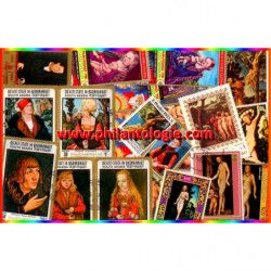 Cranach 20 timbres...