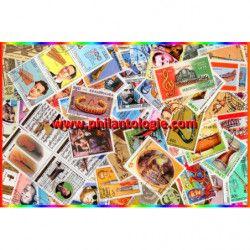 Musique timbres thématiques tous différents.