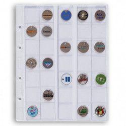 Feuilles numismatiques...