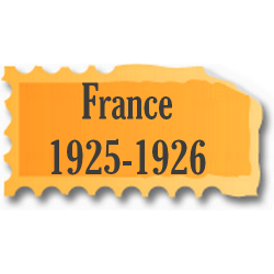 Timbres France neufs...