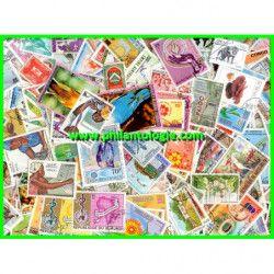 Afrique timbres de...