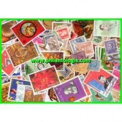 Amérique du Sud timbres de...