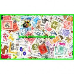 Amérique Latine timbres de...
