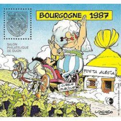 Bloc C.N.E.P. N°8 Bourgogne 1987 neuf** TB.