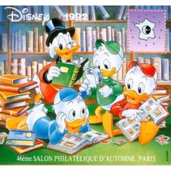 Bloc C.N.E.P. N°16 Disney 1992 neuf** TB.