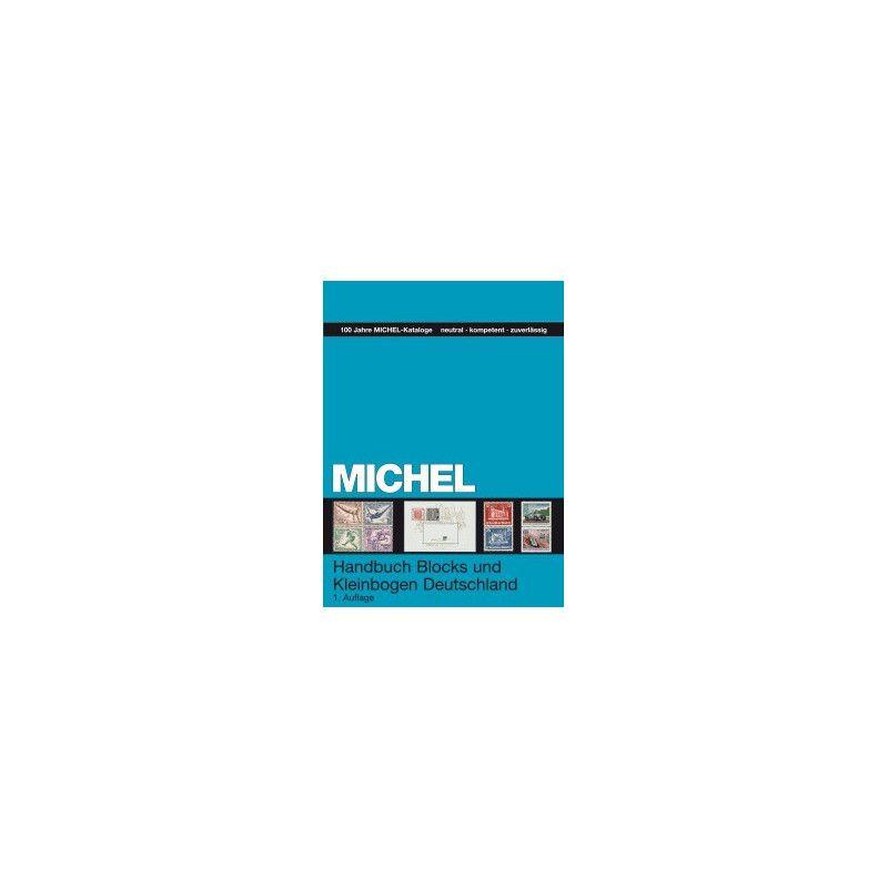 Catalogue de cotation Michel Allemagne blocs et petits blocs 2013.